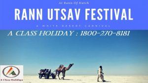 kutch Rann Utsav festival