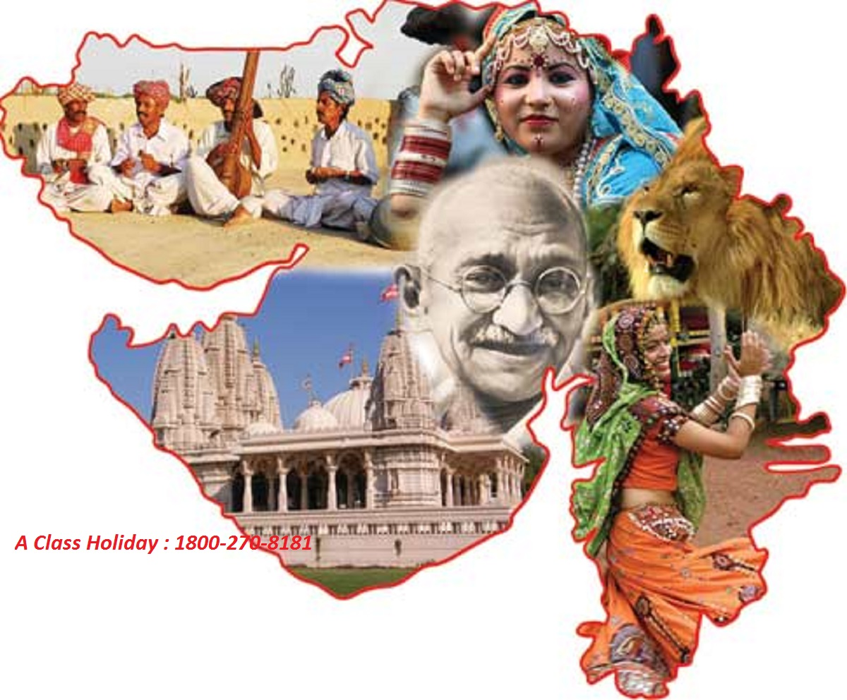 tour gujarat packages