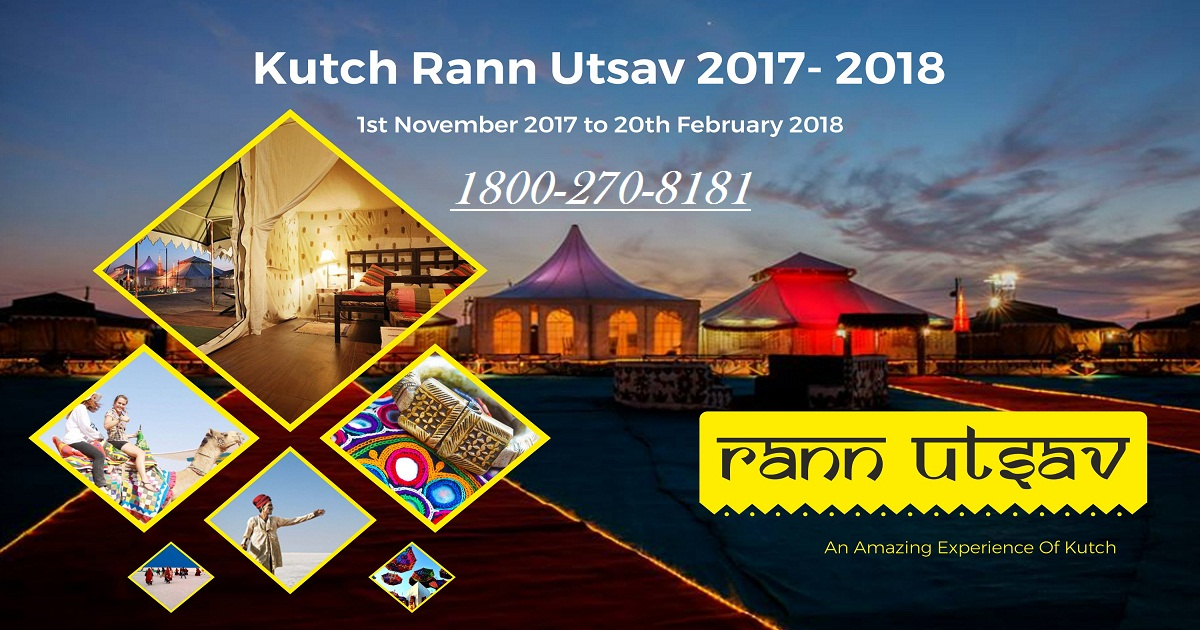 rann utsav booking information